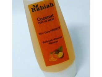 RABIAH COCONUT PEEL OF MASK