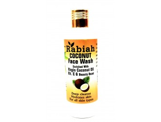 RABIAH COCONUT OIL FACE WASH 200 ML