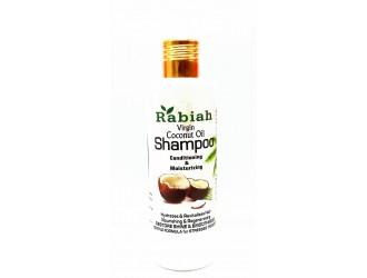 RABIAH COCONUT OIL SHAMPOO 200 ML