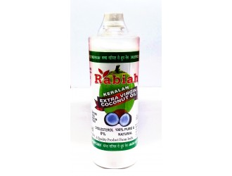 RABIAH EXTRA VIRGIN COCONUT OIL 1000 ML