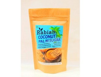 RABIAH ORGANIC COCONUT PALM SUGAR