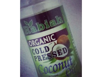 organic cold pressed coconut oil 500 ml