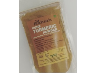Pure Turmeric powder 100 gm