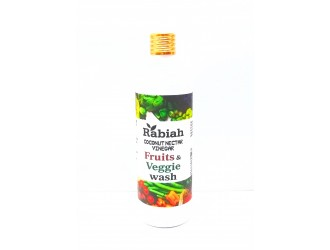 Rabiah fruits and veggie wash